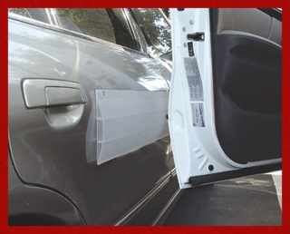 The Park Smart® Stick-On Door Guard is the ideal preventative measure against Door Dings and Chipped paint. The soft nearly invisible Door Guard helps ... : door gaurds - pezcame.com